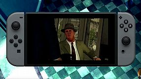 L.A. Noire zwiastun wersji na Switch