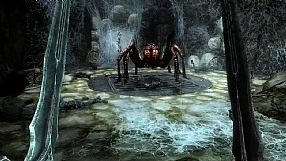 The Elder Scrolls V: Skyrim wsparcie dla Kinect