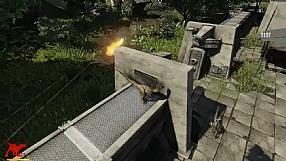 Primal Carnage gameplay - Trapper i Raptor