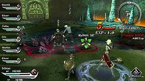 Valhalla Knights 3 klasy postaci