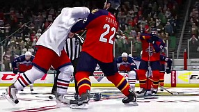 NHL 14 Enforcer Engine - gameplay