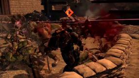 Warhammer 40,000: Space Marine kulisy produkcji #7 uzbrojenie i przeciwnicy