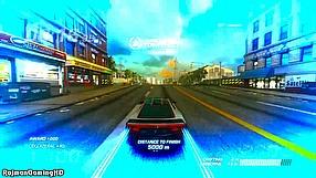 Ridge Racer Driftopia gameplay w wersji beta