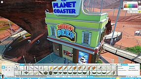 Planet Coaster: Console Edition gamescom 2016 - trailer - wybór kolorów