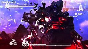 DMC: Devil May Cry Mundus - walka z piątym bossem
