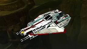 Star Wars: The Old Republic - Galactic Starfighter starfighter customization