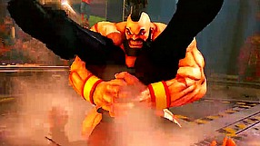 Street Fighter V Zangief