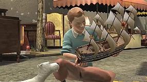 Przygody Tintina: Gra Komputerowa trailer #1