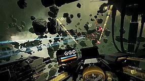 EVE: Valkyrie - Warzone zwiastun rozgrywki - atak na transporter