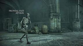 Hellraid animacje szkieletów