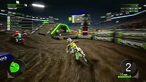 Monster Energy Supercross: The Official Videogame 2 gameplay #1