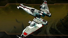 Star Wars: The Old Republic - Galactic Starfighter Domination - trailer