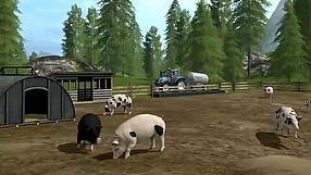 Farming Simulator 17 hodowla zwierząt