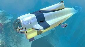 Subnautica Cyclops submarine