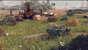 Armored Warfare Camouflage trailer