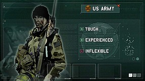 Act of Aggression US faction