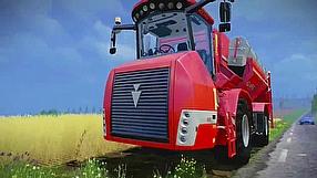 Farming Simulator 15 Holmer DLC - trailer