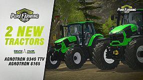 Pure Farming 2018 wielkie maszyny