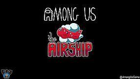 Among Us mapa Airship