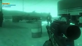 Tom Clancy's Ghost Recon: Advanced Warfighter 2 Misja piąta - Get me Rosen (2)