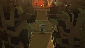 Tearaway gameplay PS Vita