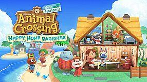 Animal Crossing: New Horizons - Happy Home Paradise zwiastun #1