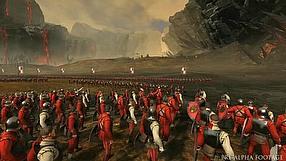 Total War: Warhammer rozgrywka z komentarzem twórców - bitwa o przełęcz Black Fire