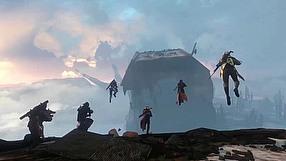 Destiny: Rise of Iron Wrath of the Machine - raid