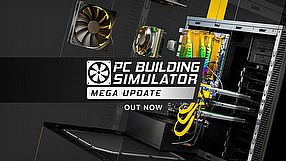 PC Building Simulator zwiastun Console Mega Update