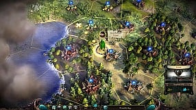 Eador. Władcy rozdartego świata gameplay faza strategiczna