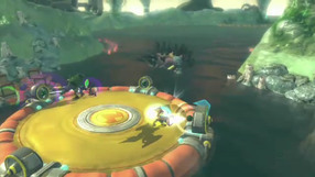 Ratchet & Clank: 4 za Jednego co-op