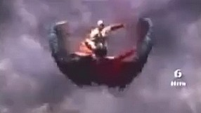 God of War II The Great Chasm