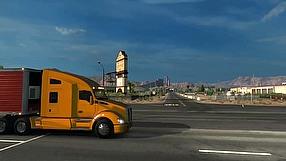 American Truck Simulator zwiastun na premierę