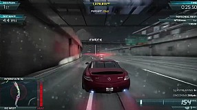 Need for Speed: Most Wanted The Most Wanted List - gameplay