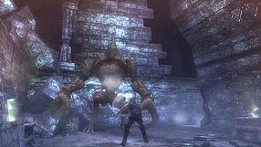 Wizardry Online dragoon ruins gameplay