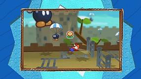 Paper Mario Sticker Star trailer #1
