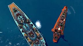 Leviathan: Warships The Jazz Boatman Experience