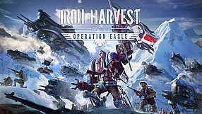 Iron Harvest: Operation Eagle zwiastun #1