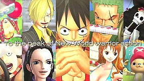 One Piece: Pirate Warriors 2 E3 2013 trailer