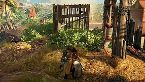 Assassin's Creed Origins gameplay: skradanie się