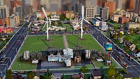 SimCity gameplay #1 (PL)