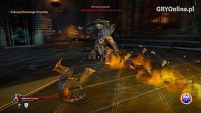 Lords of the Fallen jak pokonać bossa - Pierwszy Strażnik (PL)