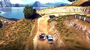 WRC Powerslide zwiastun na premierę