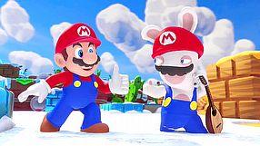Mario + Rabbids: Kingdom Battle zwiastun na premierę (PL)