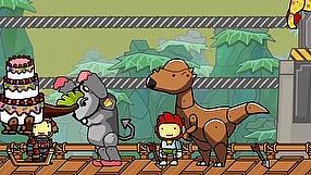 Scribblenauts Unlimited zwiastun na premierę WiiU