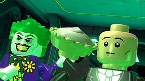 LEGO Batman 2: DC Super Heroes reklama telewizyjna wersji na PS Vita