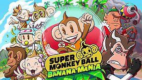 Super Monkey Ball Banana Mania zwiastun premierowy