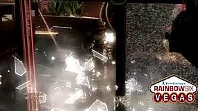Tom Clancy's Rainbow Six Vegas Vegas - śródmieście