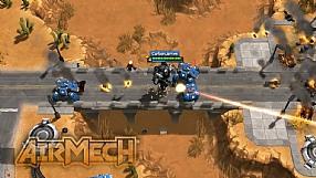 AirMech Strike walka na moście