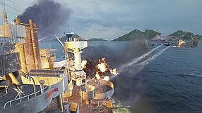 World of Warships: Legends zwiastun na premierę